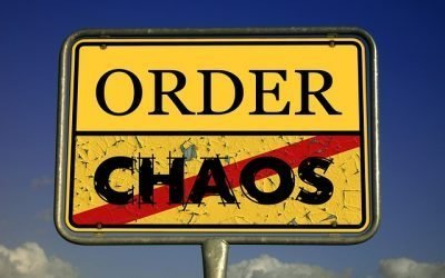 The Absence of God Creates Chaos 9/9/18 – Kevin Killough